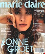 Marie Claire 2018-08