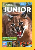National Geographic junior 3-2018