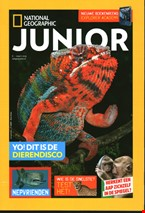 National Geographic Junior 2019-08